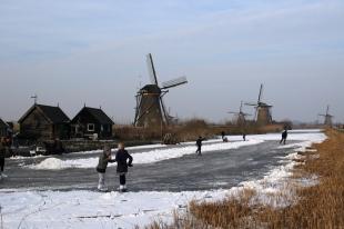 Skating Kinderdijk R de Roij15