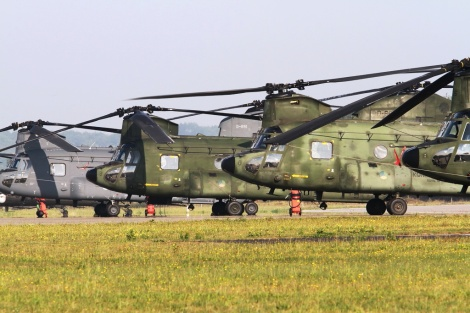 CH-47 Line