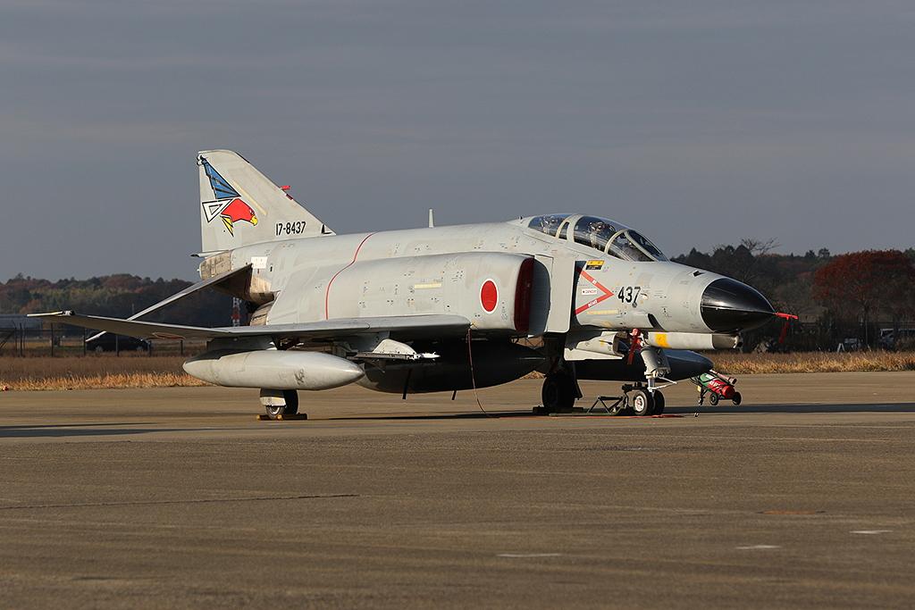 A Phantom day at Hyakuri, disbandment of 302 Hikotai